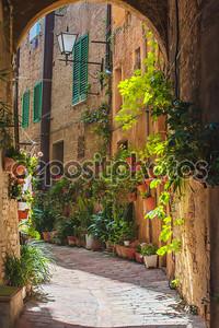 Улица итальянского города