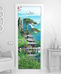 Китайские пейзажные мотивы