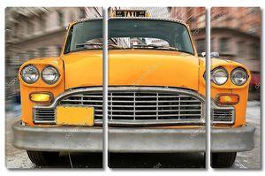 Нью-йоркское ретро такси