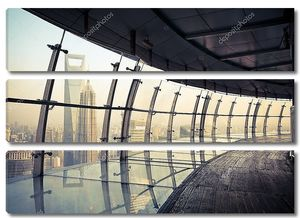 Шанхай Декорация