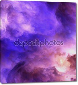 Абстрактный Бытие облака живопись