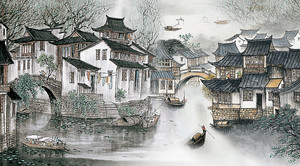 Городские каналы