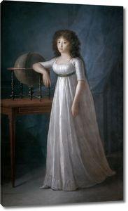 Эстеве и Маркес Агустин. Хоакина Тельес-Хирон, дочь девятого герцога Осуна