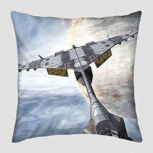 Космический корабль истребитель