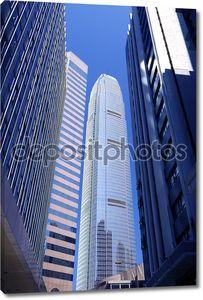 Гонконг - Центральный деловой район