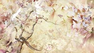 Красивая абстракция с природой