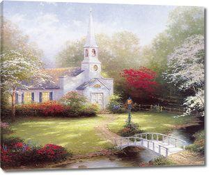 Церквушка у ручья