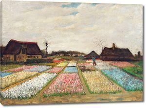 Ван Гог. Поля тюльпанов