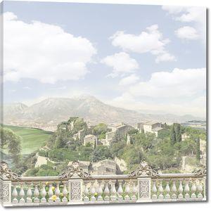 Панорама Италии