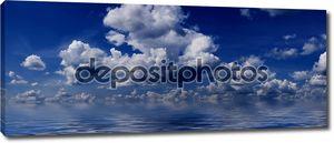 Море & небо фон
