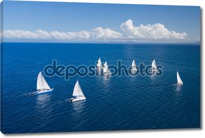 Регата в Индийском океане