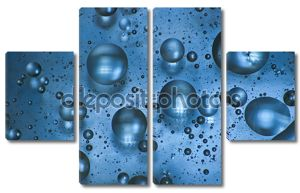Пузыри голубые