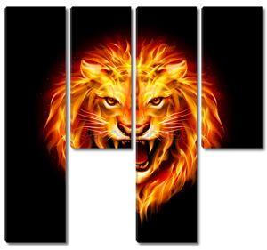 Глава огонь Льва