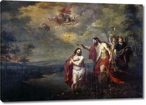 Виллем ван Херп Младший. Крещение Господне